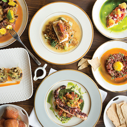 Palate: An Elevated Experience