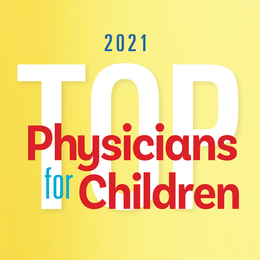 Top Physicians for Children 2021