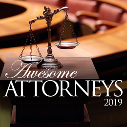 Awesome Attorneys 2019