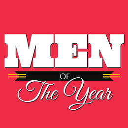 2018 Men of the Year