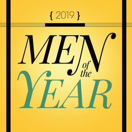 Men of the Year 2019