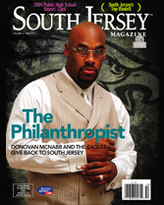 South Jersey Magazine September 2009 Issue