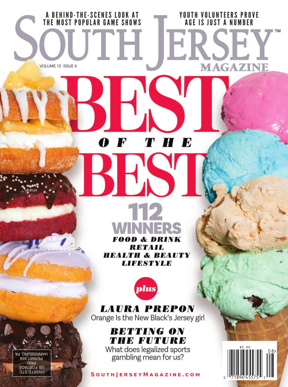 South Jersey Magazine July 2018 Issue