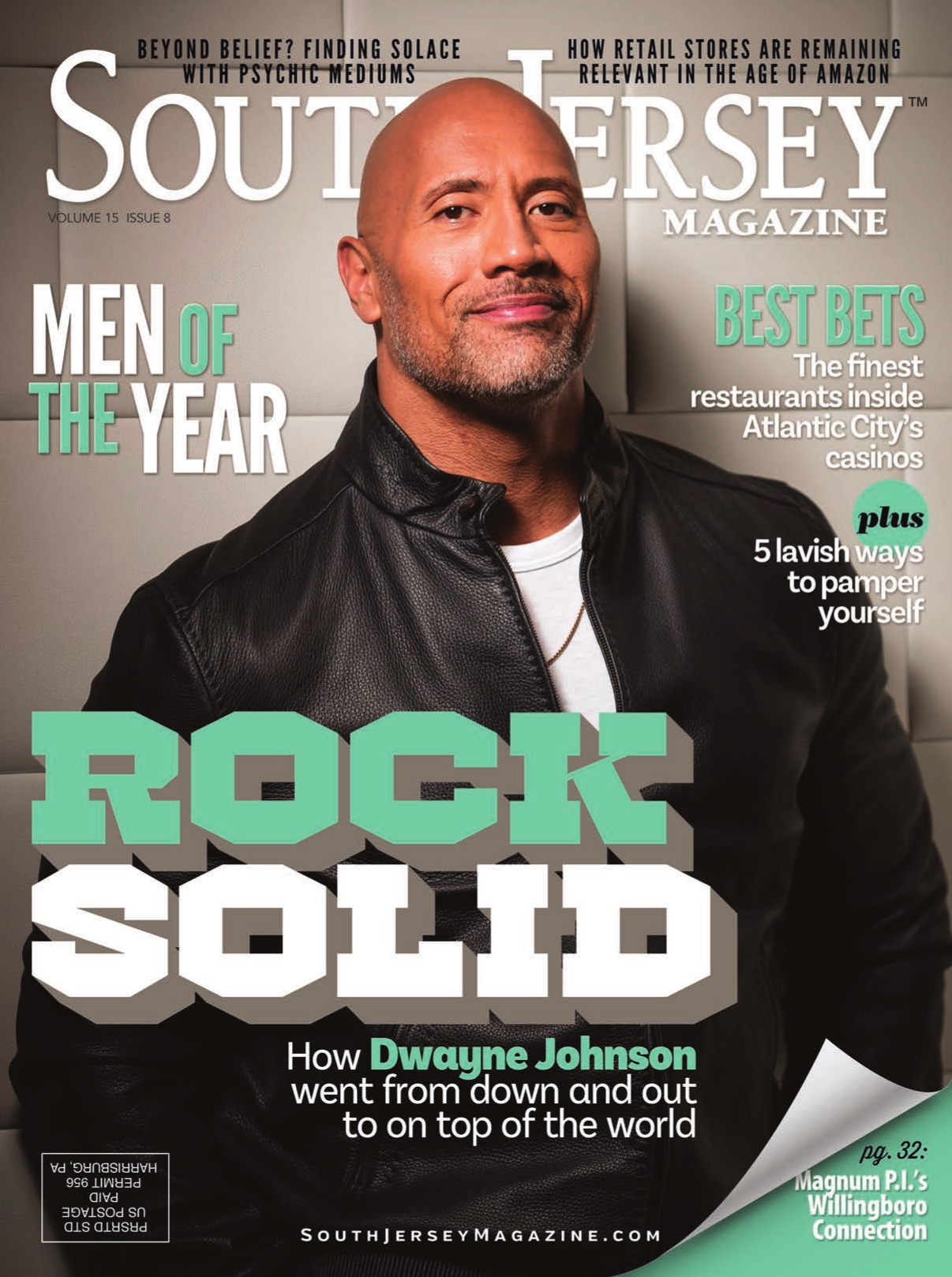 South Jersey Magazine November 2018 Issue