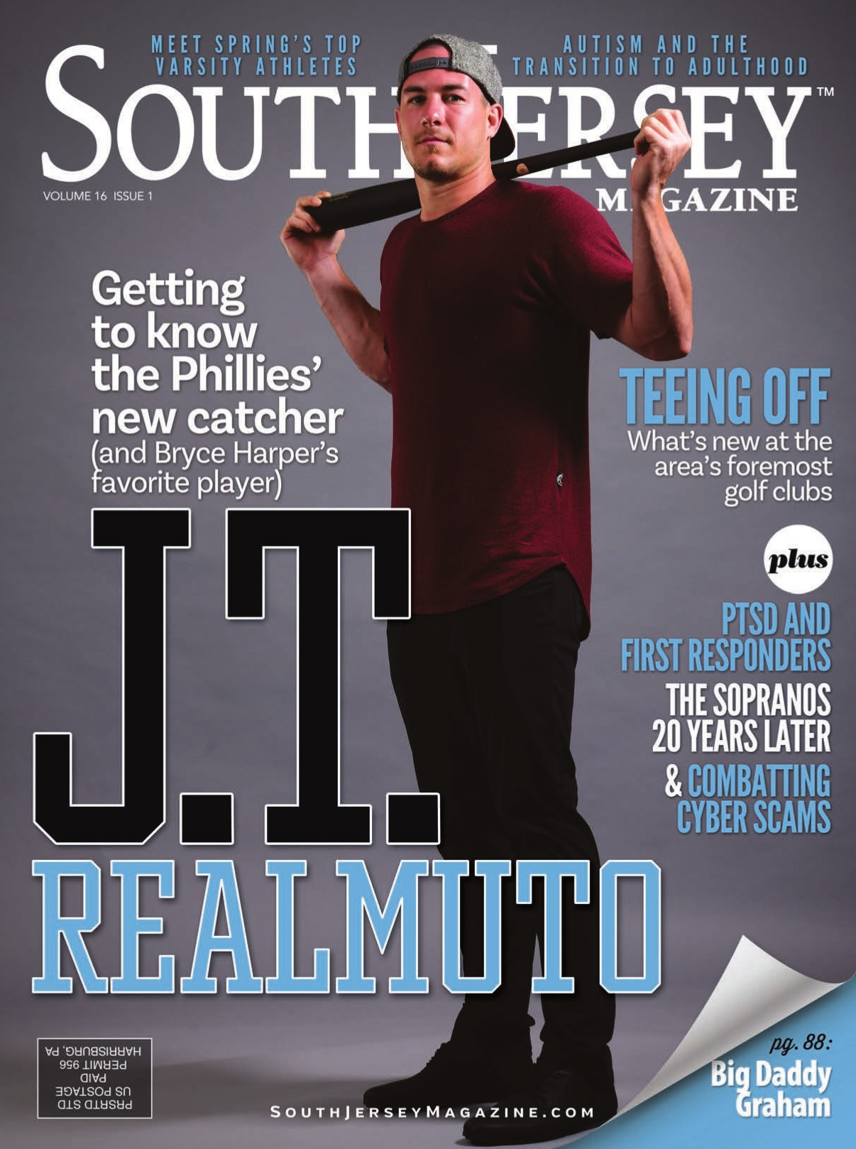 South Jersey Magazine April 2019 Issue