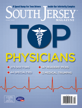 South Jersey Magazine August 2010 Issue