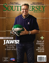 South Jersey Magazine December 2010 Issue