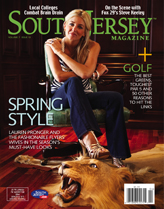South Jersey Magazine March 2011 Issue