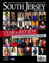 South Jersey Magazine January 2012 Issue