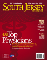 South Jersey Magazine August 2012 Issue