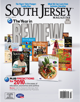 South Jersey Magazine January 2010 Issue