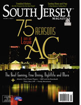 South Jersey Magazine December 2009 Issue