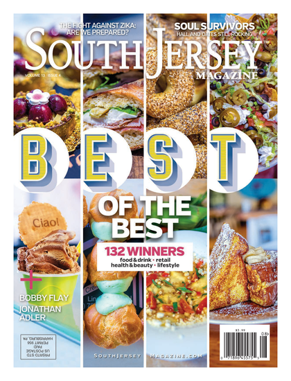 South Jersey Magazine July 2016 Issue