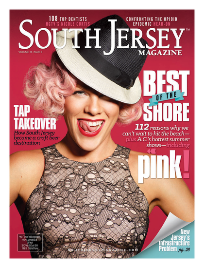 South Jersey Magazine June 2017 Issue
