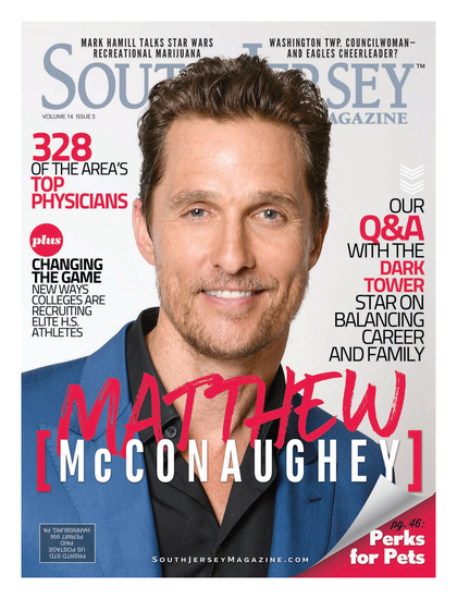 South Jersey Magazine August 2017 Issue